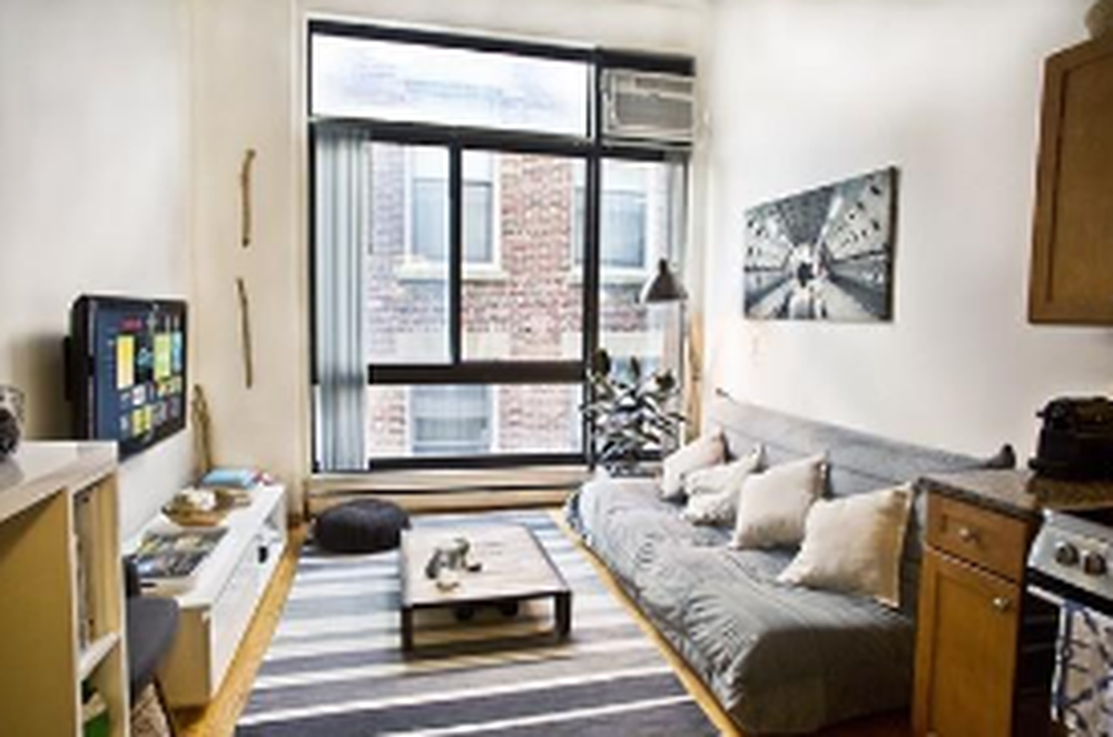 fenway豪华高级公寓超大空间loft结构一室一厅