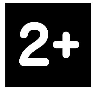2+ beds
