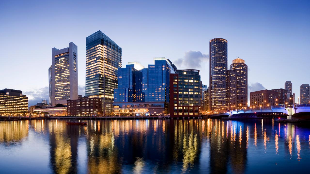 Impression of Boston